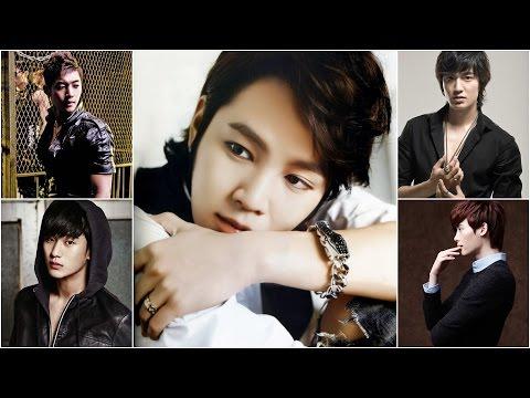 Топ-5 самых популярных актеров Южной Кореи 2015 года  Лучшие актеры Южной Кореи