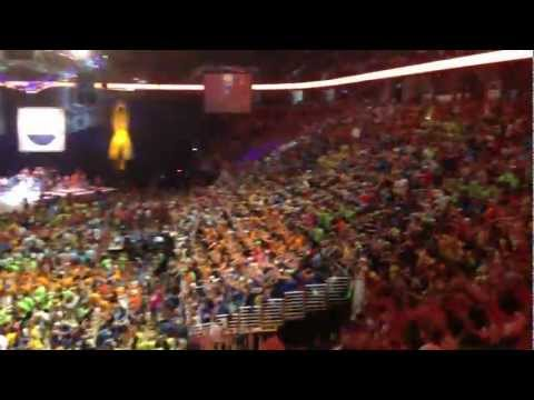 THON 2012! Penn State Dance Marathon final hours... $10,686,924.83