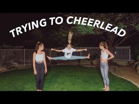 Emma Chamberlain Teaches Us How To Cheerlead
