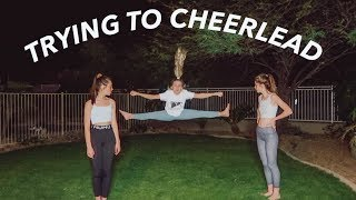 Emma Chamberlain Teaches Us How To Cheerlead