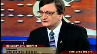5.12.2002 - Oprea -- numit prefect al Capitalei si despre regruparea Dreptei