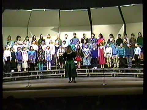 Olmsted Elementary School Music Program 3-4-1993 (clip 3of3)