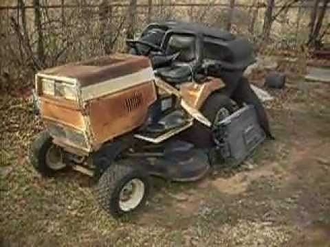 Mtd Lawn Tractor Project And 5 Dodge Ram For Sale Youtube