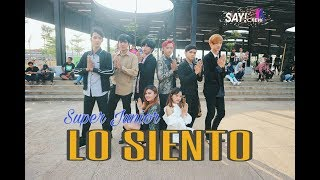 Hello we're SAYCREW dance crew from JAKARTA We're back with new vid...