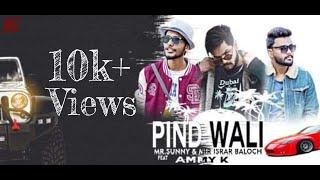 PIND WALI |  AMMY K  |  FT.  |  MR.SUNNY |  MIR ISRAR BALOCH | New Punjabi Song 2020