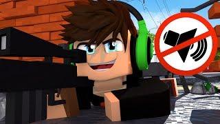Minecraft: FREE FIRE - DESAFIO SEM SOM !! ‹ Ine Games ›