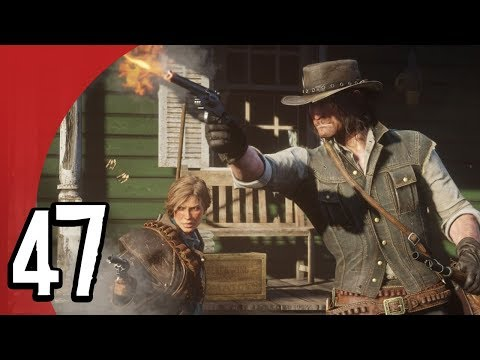 BATMAN IS HERE! (Red Dead Redemption 2 #47)