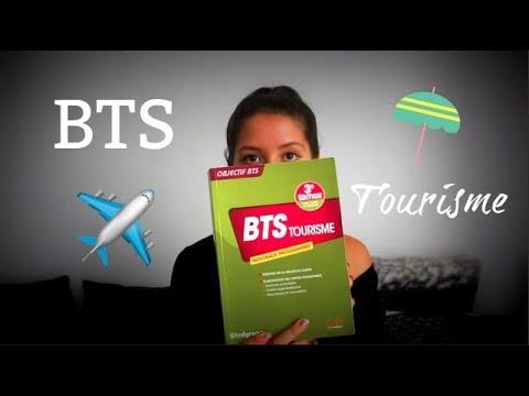 Le BTS Tourisme 🌍 🕶