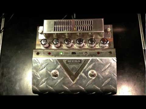 Mesa Boogie V Twin with Gibson Les Paul