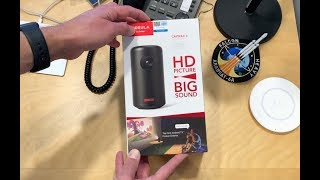 Anker / Nebula Capsule II Unboxing - Android TV Projector!