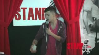 Сережа Ильин на сцене Stand-up 0522