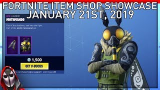 EW. January 21st New Skins || Daily Fortnite Item Shop
