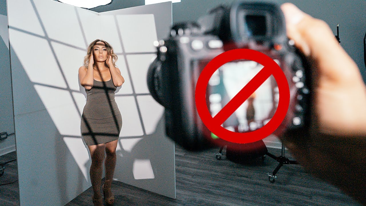 Download 5 mistakes that make you look like an amateur Photographer.