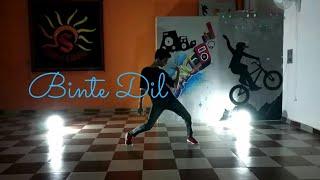 Binte Dil... Padmavat... S Dance Studio choreography..... Ft. Rohan