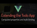 [Web Development Tutorials] #2 Computed properties and Style binding with Vue.js