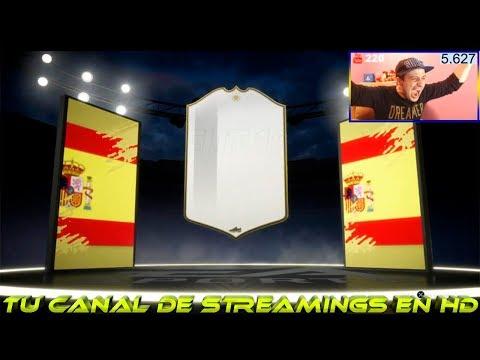 FIFA 19 | SBC ICONO ASEGURADO | DIVISION RIVALS ROAD TO 1 | PECHOFRIADA FUT CHAM | EN DIRECTO | LIVE thumbnail