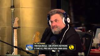 The Artie Lange Show - On the Phone with Trevor Pryce (Part 1)