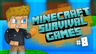 Minecraft: Survival Games w/ Tiglr Ep.8 - Quick Game + reset stats Thumbnail