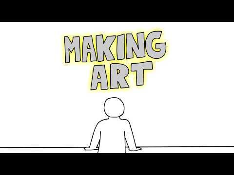 The Universal Artist's Struggle