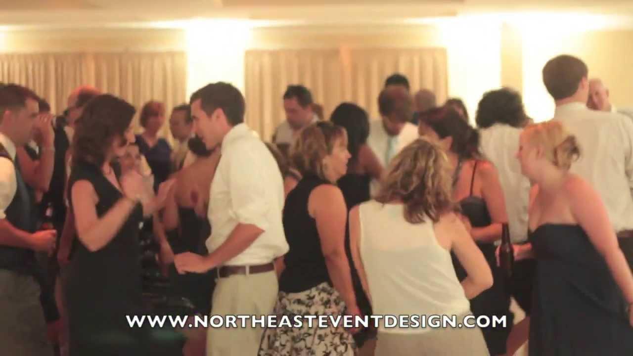 Erika and Ryan | Hilton Garden Inn Freeport | Maine DJ - YouTube