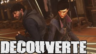 DISHONORED 2 (FR) | Découverte | Gameplay PC Ultra 60FPS
