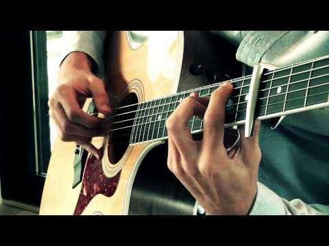 (david guetta) titanium - solo acoustic guitar - christoffer brandsborg