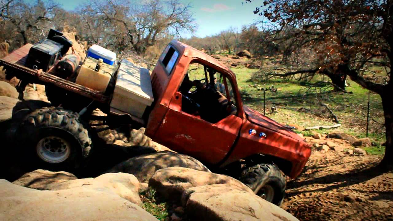 454 Chevy Truck Full Size Rigs Rock Double 0 Mud Crawling At Katemcy's k-2 ...