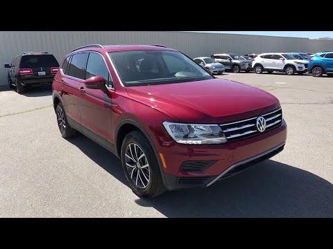 2019 Volkswagen Tiguan Reno, Carson City, Northern Nevada, Roseville, Sparks, NV KM125461