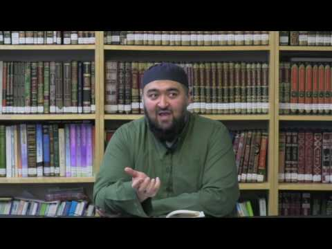 Four Imams and their Biographies (Part 1- Introduction) taught by Sh Navaid Aziz