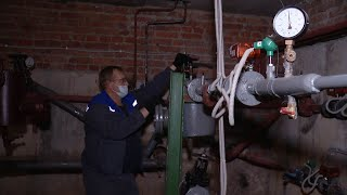 Ресурсопоставщики рассказали, как подается отопление и горячая вода в квартиры жителей Тамбова