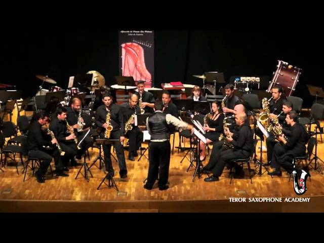 Pictures from New York (2), Teror Saxophone Academy 2013 Travel Video