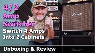4/2 Amp Switch from Tube Amp Manufactur - Unboxing and Review
