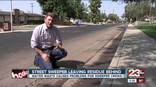 Bakersfield has new environmentally-friendly street sweepers