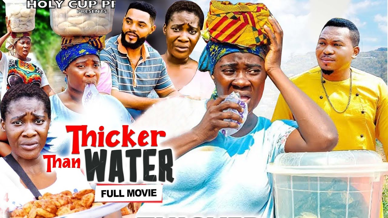 Download THICKER THAN WATER (New Movie) Mercy Johnson movies 2021 | LATEST NIGERIAN NOLLYWOOD FULL MOVIE 2021