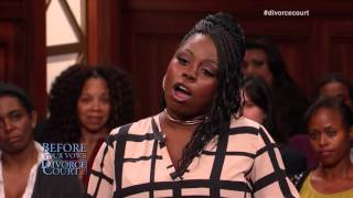 Woman Admits To Cheating in Divorce Court