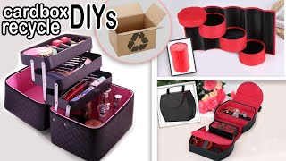 3 HUGE DIY PROJECTS CARTBOX RE…