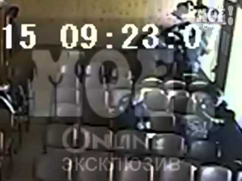 Воронежского участкового во время совещания избивают его начальники