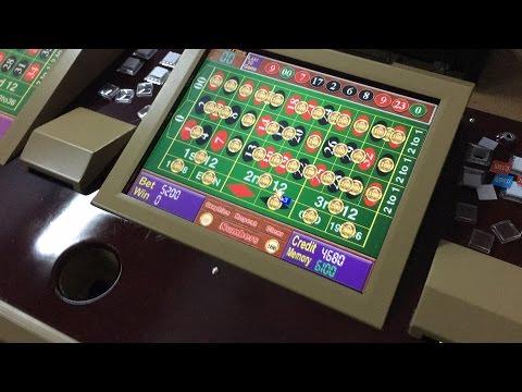 intelligent roulette super rich man high win  games machine for sale