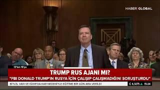 Trump Rus Ajanı mı?