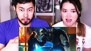 VENOM | Trailer #2 | Tom Hardy | Reaction!