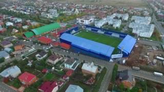 Стадион Газовик. Арена ФК Оренбург