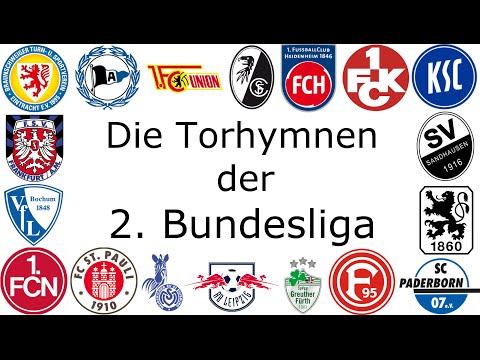 Die Torhymnen der 2. Bundesliga 2015/16
