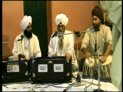SURAJ JOGI' FRIEND HARKIRAT SINGH ON TABLA SOLO-14-8-11-IN LEWSHAM LONDON