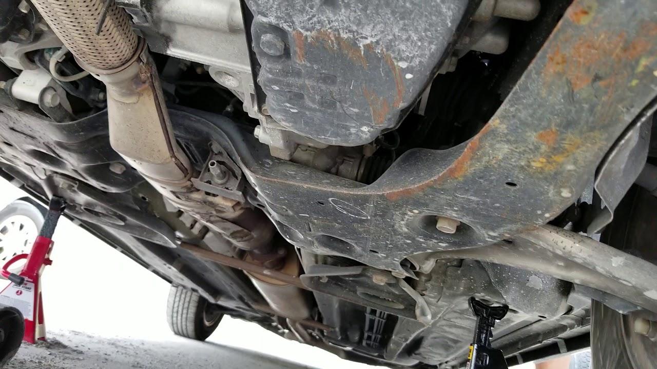 2017 Nissan Altima Engine Shaking