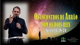 Exposição de Gênesis 14.18-24