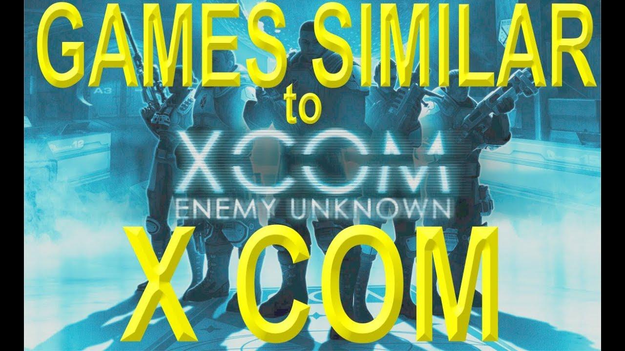 Games like xcom youtube for Portent xcom not now