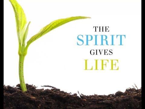 "Sunday PM Worship - July 9th, 2017 - ""The Spirit Gives Life"""