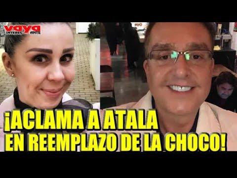 Daniel Bisogno Pide De Regreso En Vivo A Atala Sarmiento En Reemplazo De La Choco