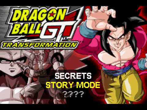 Game Boy Advance Longplay 161 Dragon Ball Gt Transformation Youtube