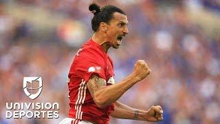 ¡El hombre récord! Y no es Messi ni Cristiano Ronaldo... Zlatan hizo historia en la Champions League